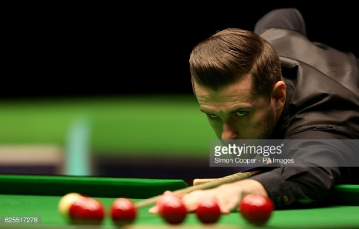 Mark Selby wins the UK Championship