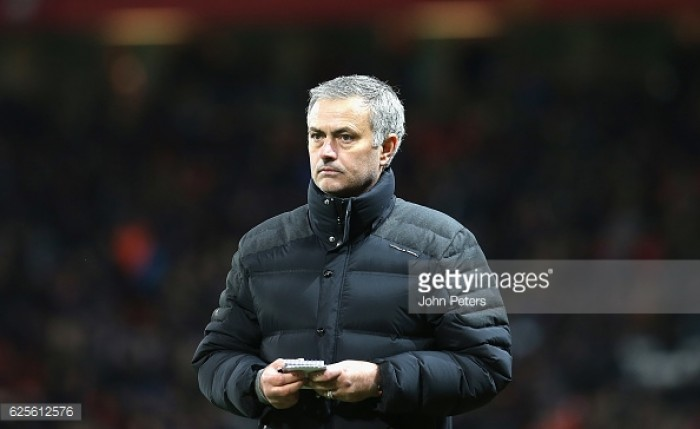 Jose Mourinho still sure Manchester United can win the league