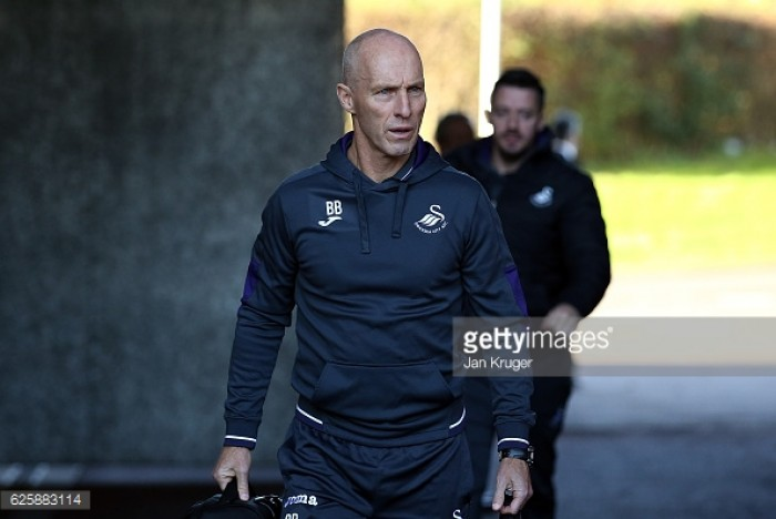 Bob Bradley admits Swansea City never replaced Ashley Williams and Andre Ayew