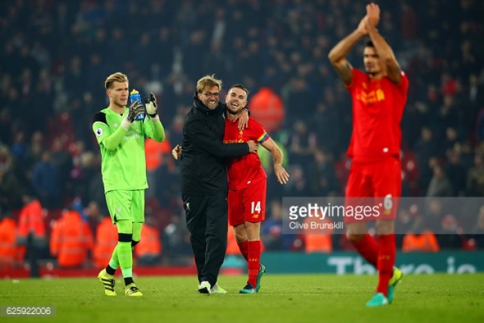 The Reds have shown we can beat parked buses, says Jurgen Klopp
