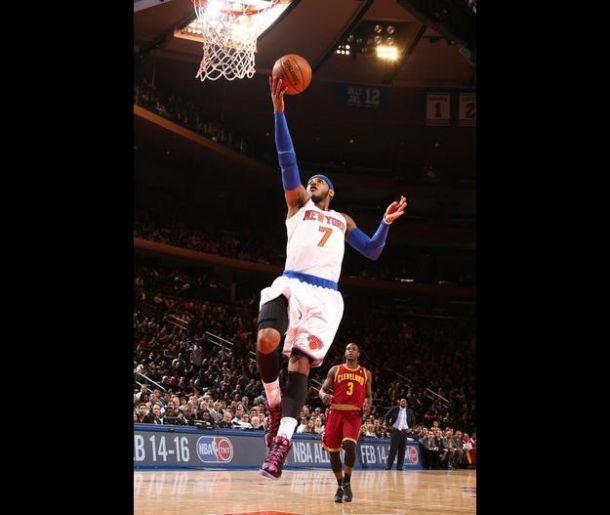 I Knicks sconfiggono i cavalieri