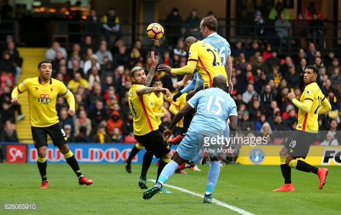 Watford 0-1 Stoke City: Gomes own goal sees Potters move intotop half