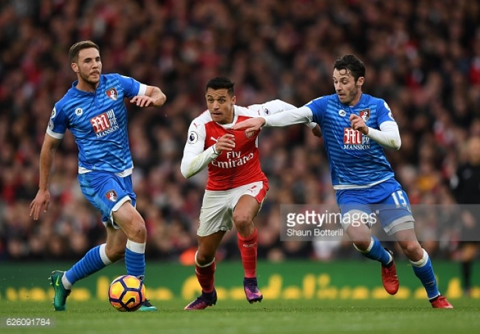 Arsenal 3-1 AFC Bournemouth: Cherries gunned down by efficient Arsenal