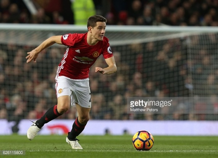 Herrera vents frustration after a fourth consecutive Old Trafford league draw