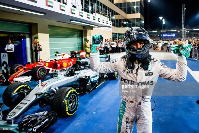 Nico Rosberg announces retirement from Formula 1