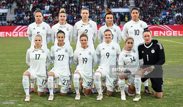 Germany announce squad for SheBelieves Cup