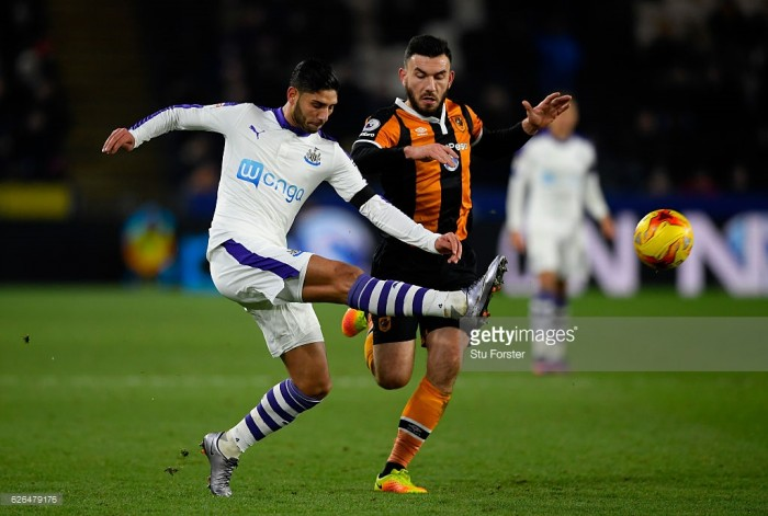 Achraf Lazaar free from Newcastle nightmare with loan move to Benevento