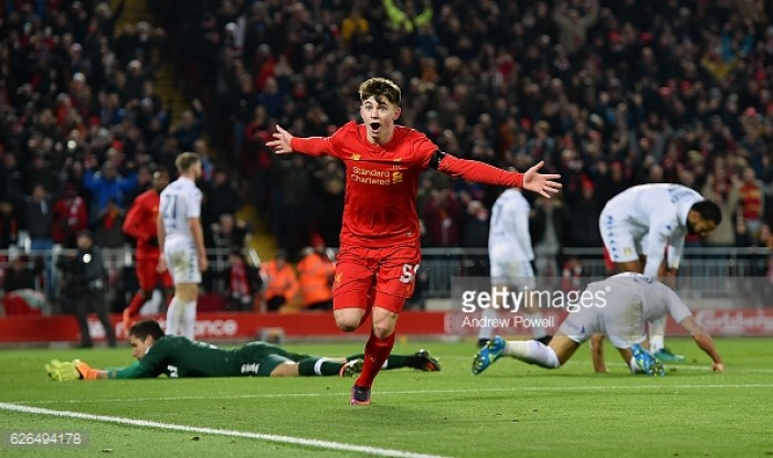 Liverpool 2-0 Leeds United Player Ratings: Reds through to semi-finals as Woodburn makes history