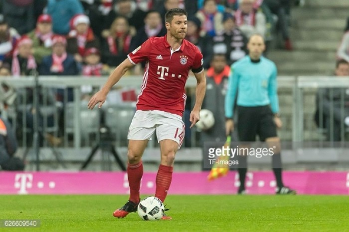 Xabi Alonso undecided over Bayern Munich future
