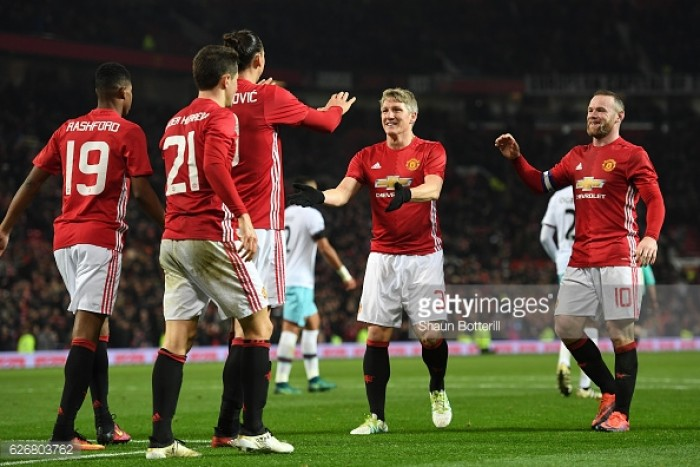 Manchester United 4-1 West Ham United: Lessons learned from dominant display by Red Devils