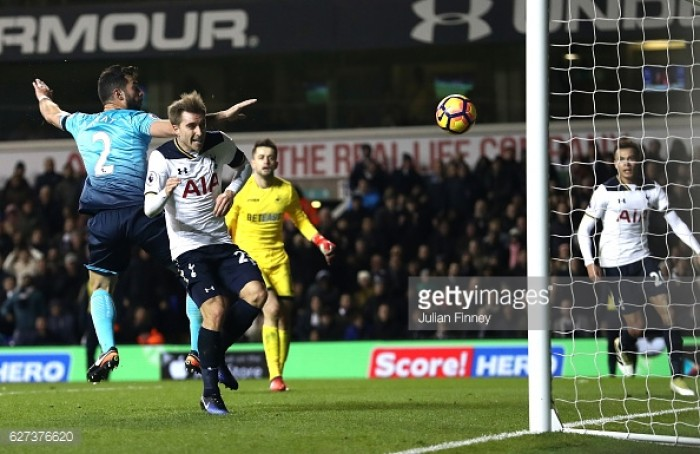 Tottenham Hotspur 5-0 Swansea City: Swans' Player Ratings - Bradley's boys fall to bottom of the table