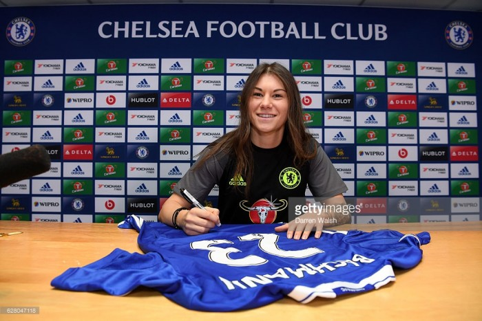 Ramona Bachmann joins Chelsea