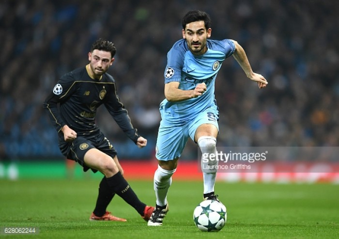 İlkay Gündoğan reveals he turned down Turkish football for Man City move