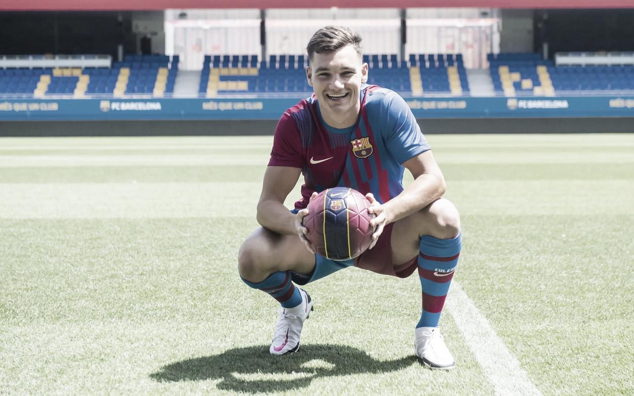 Ferran Jutglà nuevo fichaje del Barça B