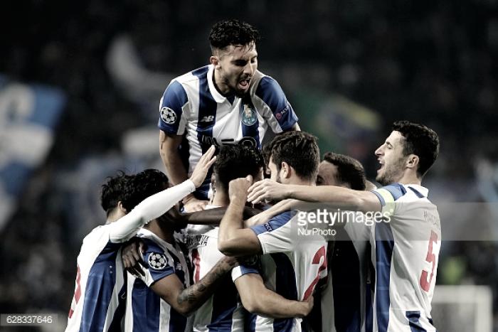 Porto nos oitavos da Champions: dragão apaga Leicester (5-0)