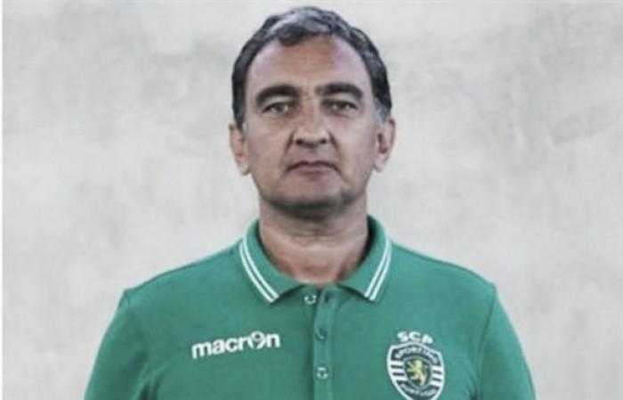 Luís Martins sucede a João de Deus no Sporting B