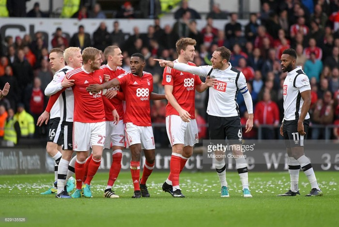 Derby County vs Nottingham Forest Preview: Who will come out on top in the latest East Midlands Derby?