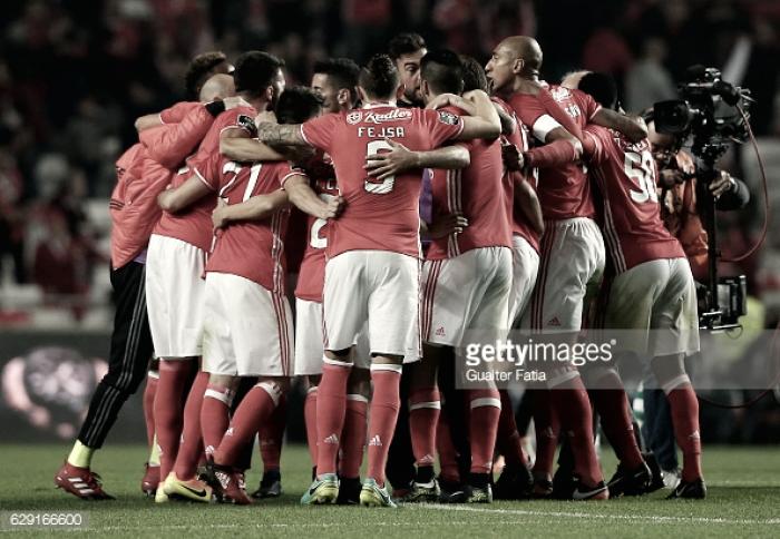 Águia com mais 5 pontos que o leão: Benfica vence Sporting em derbi empolgante (2-1)