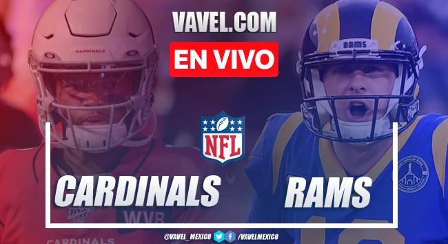 Resumen y Touchdowns del Cardinals 7-18 Rams Semana 17 NFL 2020