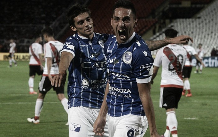 """Javier Correa: """"Si no se me escapaba el gol, a River lo matábamos"""""""
