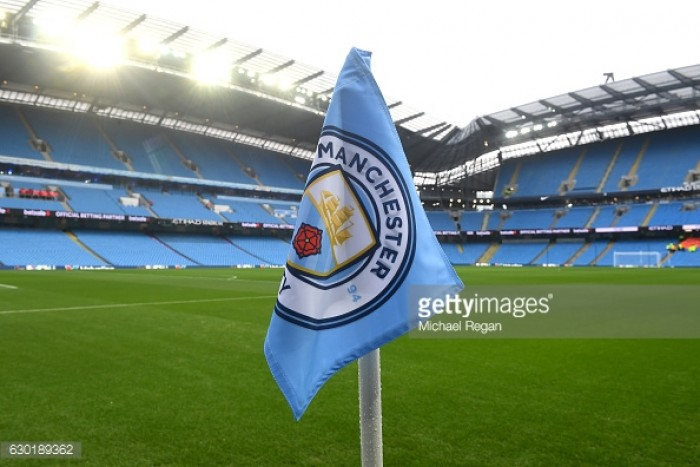 Manchester City announce the signing of Brazil U20 midfielder Douglas Luiz