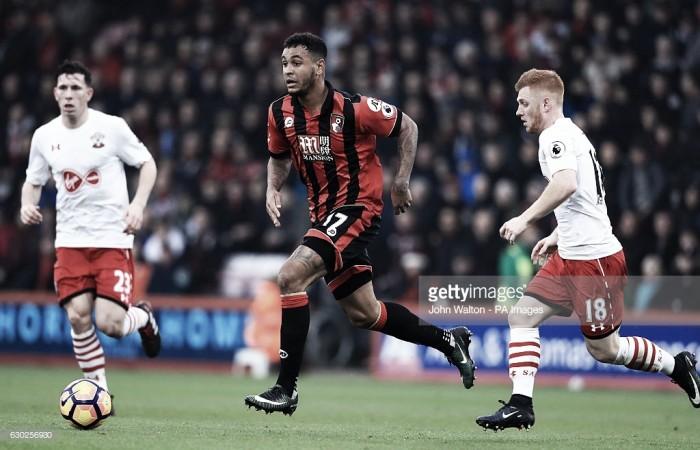 Resumen Bournemouth 1-1 Southampton en Premier League 2017