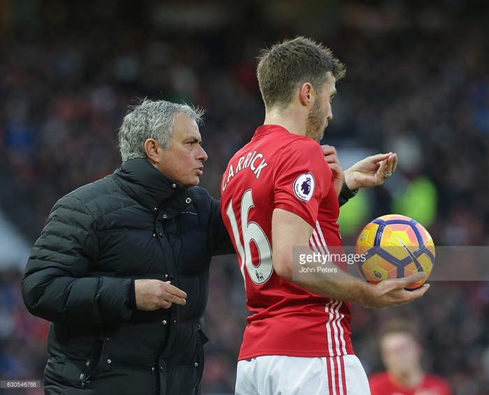 José Mourinho offers Michael Carrick a coaching role at Manchester United