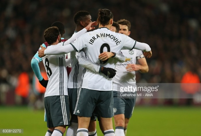 West Ham United 0-2 Manchester United Analysis: Efficient second-half gives Red Devils victory