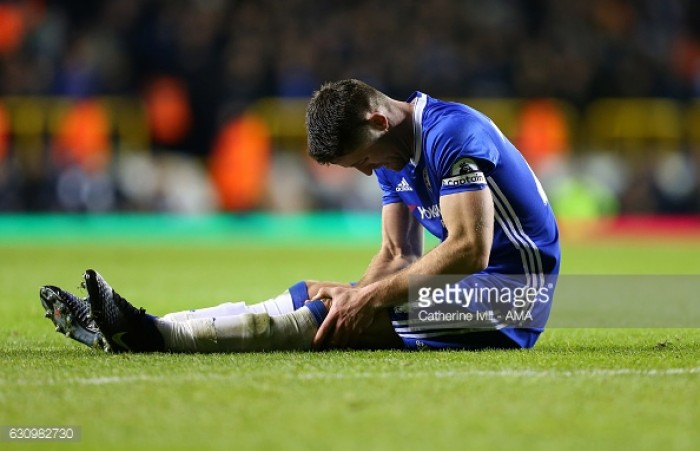 John Terry issues Chelsea rallying call after Tottenham defeat