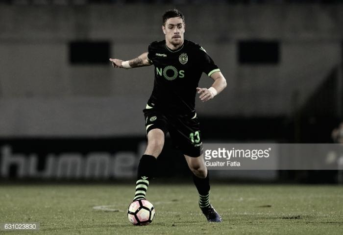 Oficial: Sebastián Coates já é jogador do Sporting
