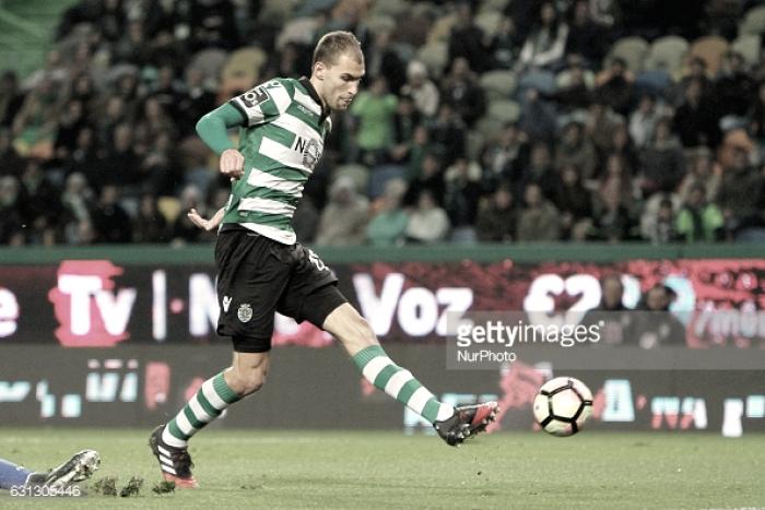 Sporting: Bas Dost, um luxo goleador de 11 tentos na Liga NOS