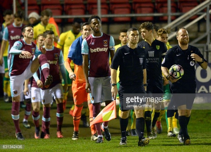 """Reece Oxford hails """"very nice"""" return to West Ham U23s in Norwich victory"""
