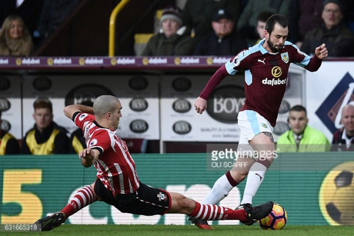 Burnley 1-0 Southampton Post-match analysis: Problematic wide areas exacerbated by injury for Burnley