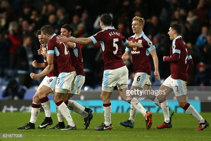 Post-match analysis: Committed Burnley display sends them into the top half of the table