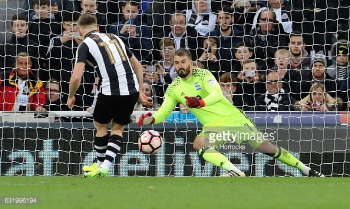 Newcastle United 3-1 Birmingham City: Magpies comfortable as they progress to the fourth round