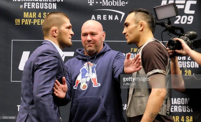 UFC 209 Khabib Nurmagomedov vs Tony Ferguson preview