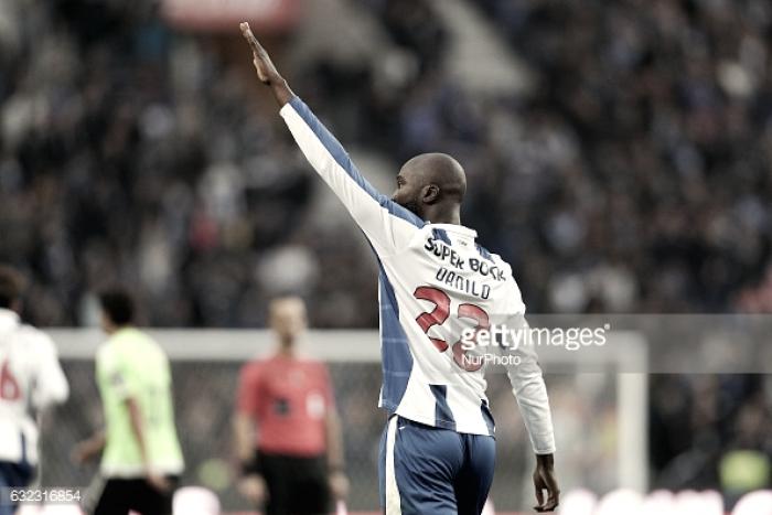 FC Porto: Danilo renova até 2022