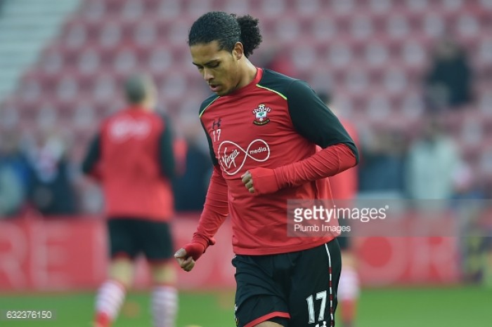 Liverpool reported to Premier League following 'illegal approach' for Virgil van Dijk