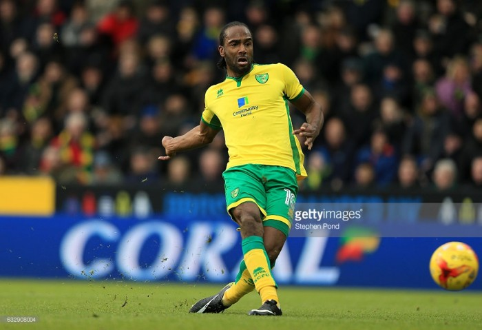 Derby County complete signing of Norwich City striker Cameron Jerome