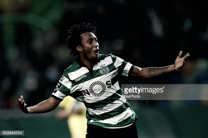 Oficial: Gelson Martins renova com o Sporting até 2022.