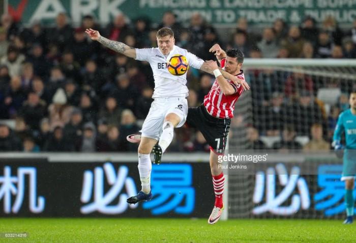 Southampton lining up bid for Swansea defender Alfie Mawson