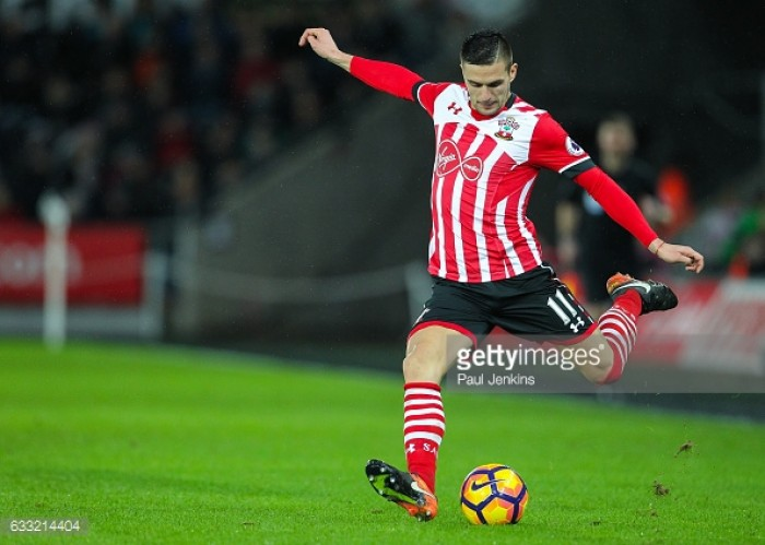Dusan Tadic 'delighted' with change of formation