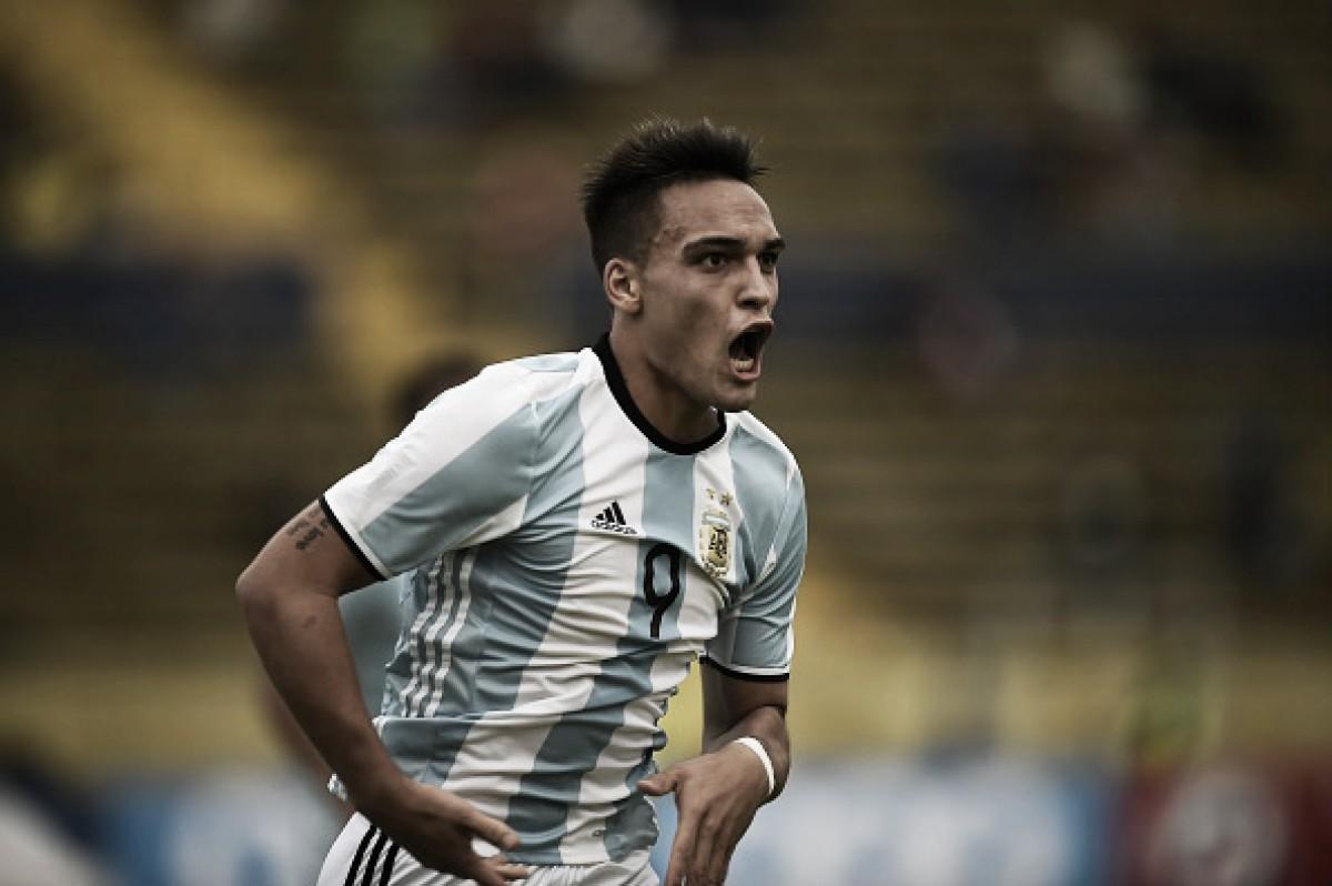 Com Lautaro e sem Icardi, Argentina anuncia convocação final para amistosos antes da Copa