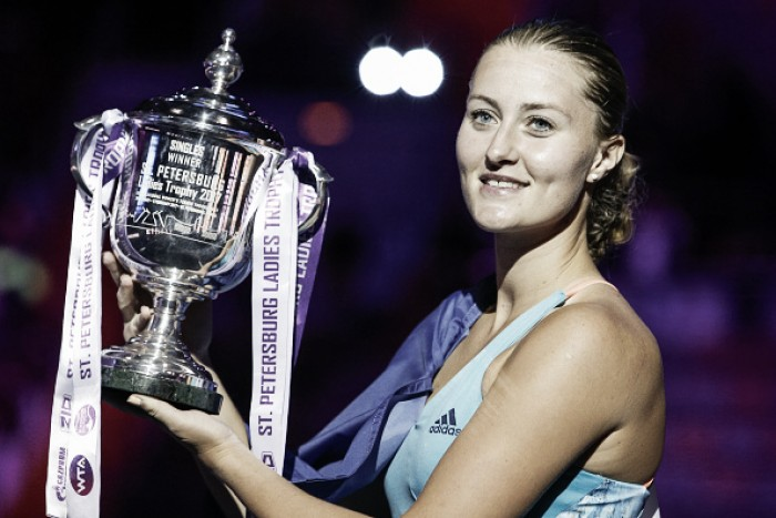 2017 midseason review: Kristina Mladenovic