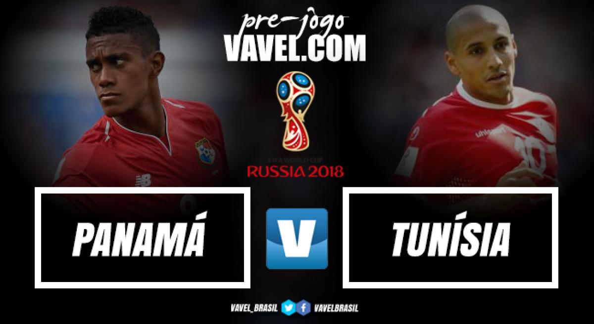 Para retribuir apoio da torcida, Panamá e Tunísia buscam vitória na despedida da Copa