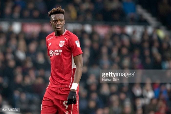 Chelsea striker Tammy Abraham joins Swansea on season-long loan