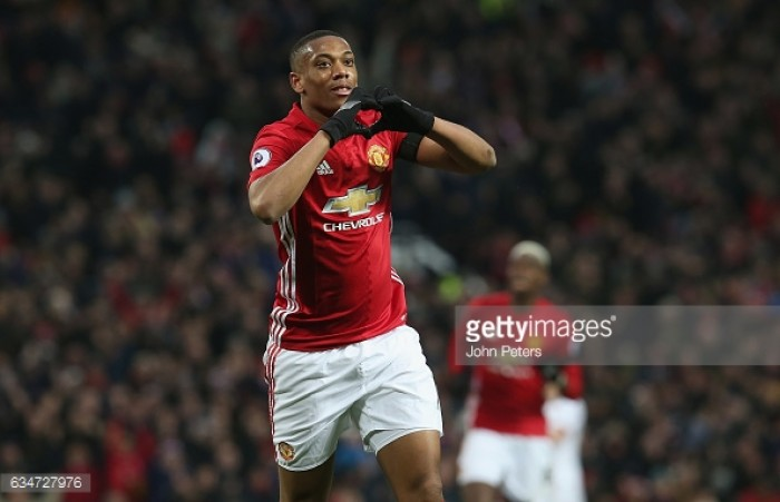 Martial reveals love for Man United fans and their unwavering support