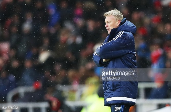David Moyes defends New York trip despite Sunderland's struggle for survival