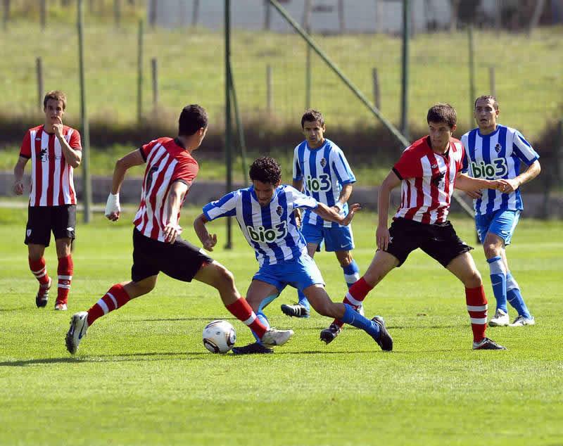 El Bilbao Athletic inicia la pretemporada