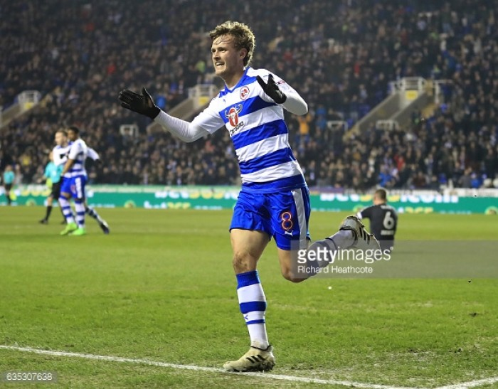 Midfielder John Swift signs new five-year contract at Reading